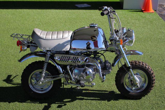 1999 Honda Chrome Gorilla Special Edition 50 - VERY RARE! Z50 Mooresville , NC 7