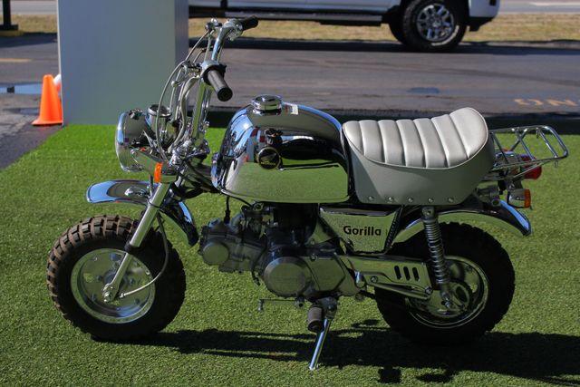 1999 Honda Chrome Gorilla Special Edition 50 - VERY RARE! Z50 Mooresville , NC 8