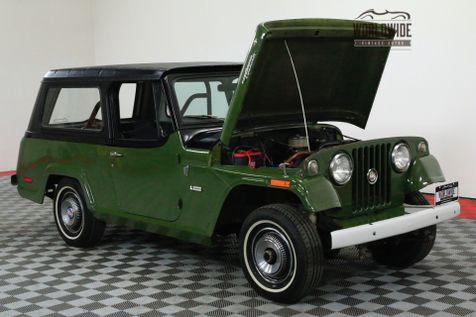 1971 Jeep JEEPSTER COMMANDO 4X4 HARDTOP AUTO RARE | Denver, CO | Worldwide Vintage Autos in Denver, CO
