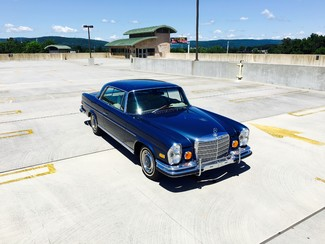 1971 Mercedes-Benz 280SE in Bethel, Pennsylvania