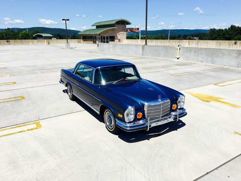 1971 Mercedes-Benz 280SE 3.5 in Bethel, Pennsylvania