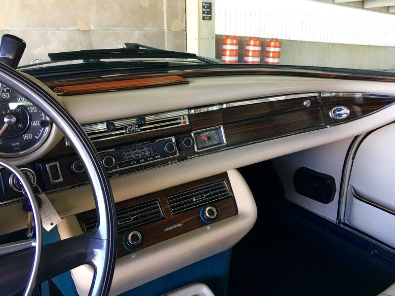 1971 Mercedes-Benz 280SE 35  in Bethel, Pennsylvania