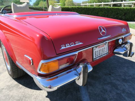 1971 Mercedes-Benz 280SL Pagoda W113 in Houston, Texas