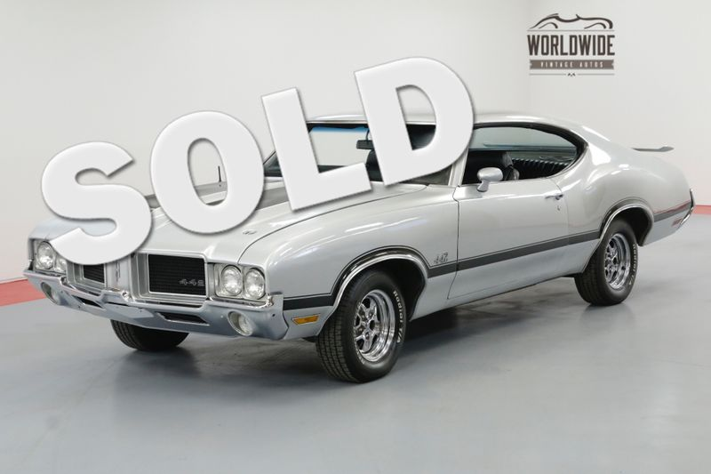 1971 Oldsmobile 442 CLONE. 455 V8! MANY UPGRADES RESTORED | Denver, CO | Worldwide Vintage Autos