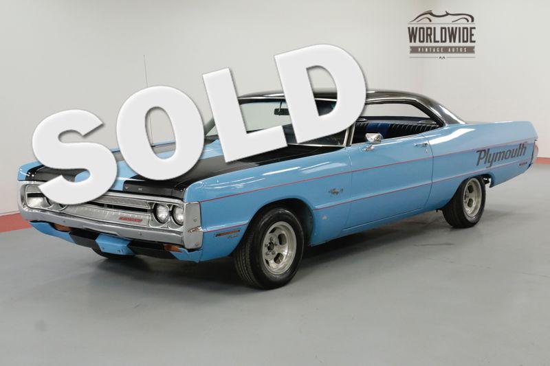 1971 Plymouth FURY II 318V8 AUTO MOPAR | Denver, CO | Worldwide Vintage Autos