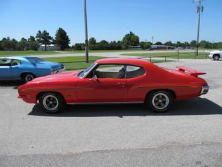 1971 Pontiac GTO Blanchard, Oklahoma 1