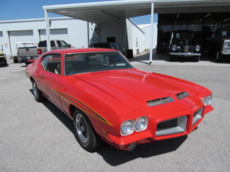 1971 Pontiac GTO Blanchard, Oklahoma 6