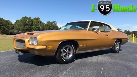 1971 Pontiac GTO 400 in Hope Mills, NC