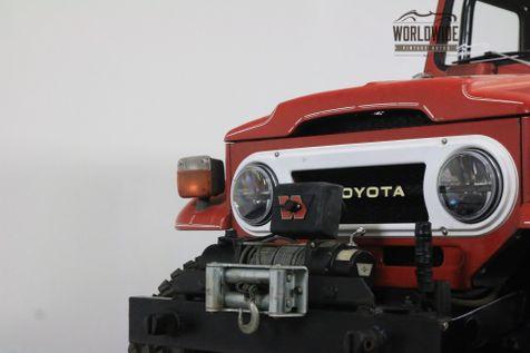 1971 Toyota FJ40 HIGH DOLLAR BUILD WITH ORIGINAL PAINT | Denver, Colorado | Worldwide Vintage Autos in Denver, Colorado