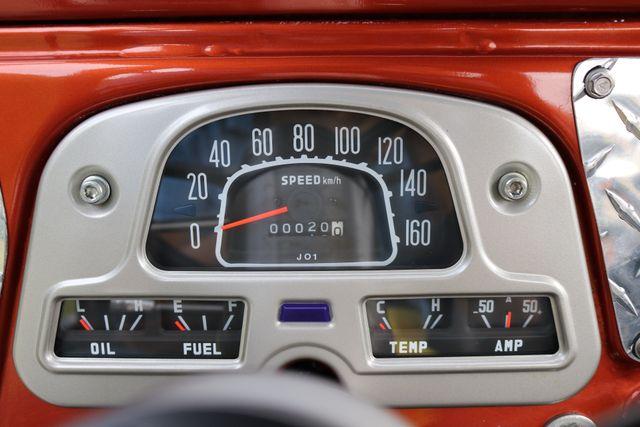 1971 Toyota FJ40 Landcruiser Mooresville, North Carolina 21