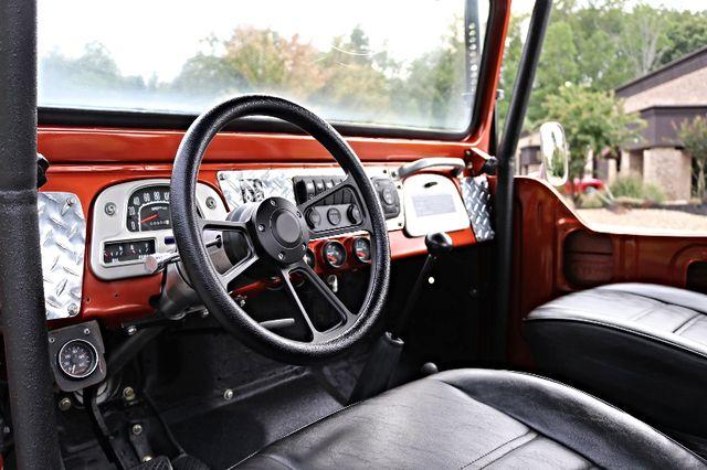 1971 Toyota FJ40 Landcruiser Mooresville, North Carolina 9
