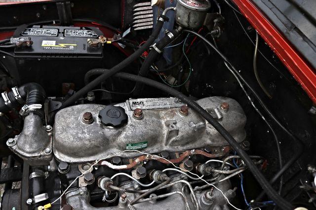 1971 Toyota FJ40 Landcruiser Mooresville, North Carolina 100