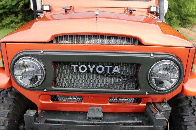 1971 Toyota FJ40 Landcruiser Mooresville, North Carolina 66