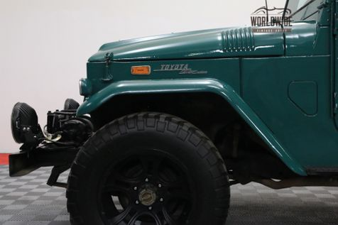1971 Toyota LAND CRUISER V8 WINCH HARD TOP | Denver, Colorado | Worldwide Vintage Autos in Denver, Colorado