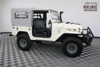 1971 Toyota LAND CRUISER FJ40  LIFT SNORKEL CANVAS PS PB 2F AWESOME in Denver, Colorado