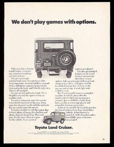 1971 Toyota LAND CRUISER FJ40  LIFT SNORKEL CANVAS PS PB 2F AWESOME | Denver, Colorado | Worldwide Vintage Autos in Denver, Colorado