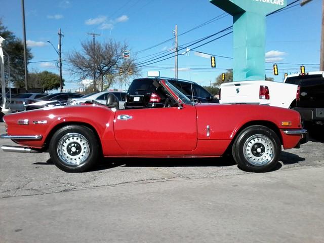 1971 Triump SPITFIRE  IV San Antonio, Texas 0