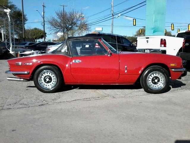 1971 Triump SPITFIRE  IV San Antonio, Texas 6