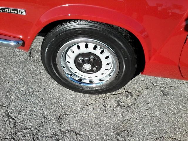 1971 Triump SPITFIRE  IV San Antonio, Texas 40