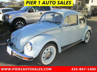 1971 Vw Beetle Seattle, Washington 16