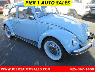 1971 Vw Beetle Seattle, Washington 17