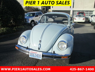 1971 Vw Beetle Seattle, Washington 27