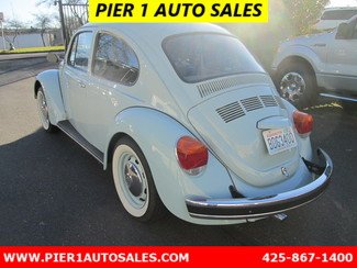 1971 Vw Beetle Seattle, Washington 43