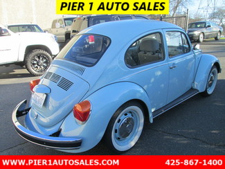1971 Vw Beetle Seattle, Washington 44