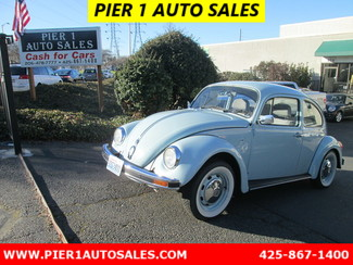1971 Vw Beetle Seattle, Washington 46