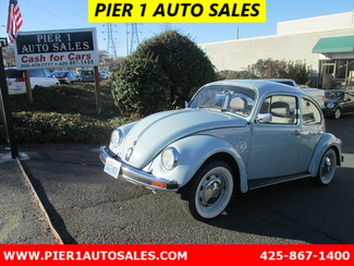 1971 Vw Beetle Seattle, Washington 47