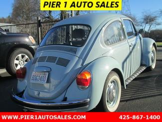1971 Vw Beetle Seattle, Washington 8