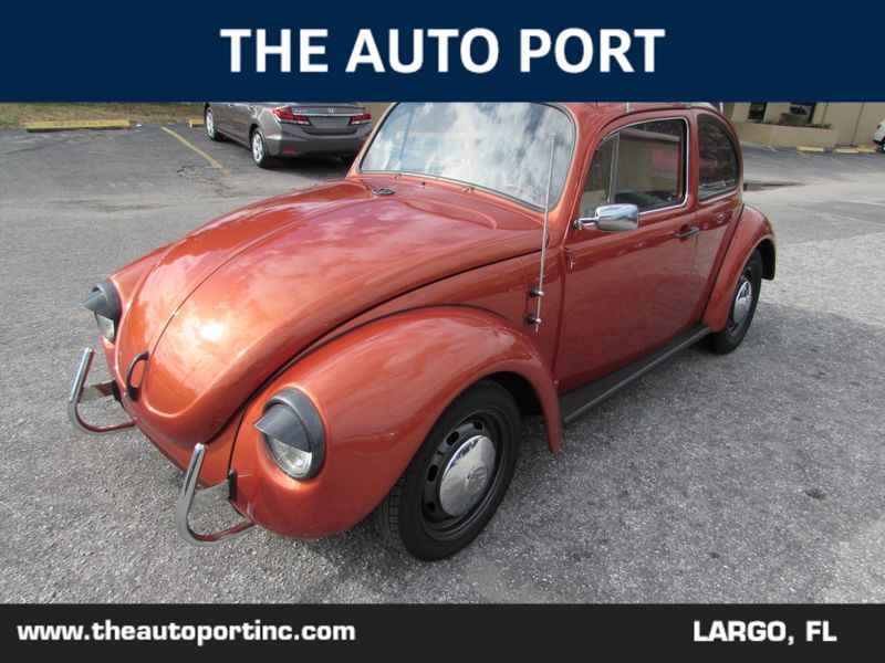 1971 Volkswagon BEETLE  | Clearwater, Florida | The Auto Port Inc in Clearwater Florida