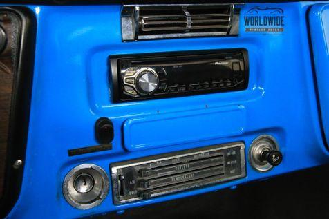 1972 Chevrolet BLAZER RESTORED 2K MILES 4X4 AUTO CONVERTIBLE | Denver, CO | WORLDWIDE VINTAGE AUTOS in Denver, CO
