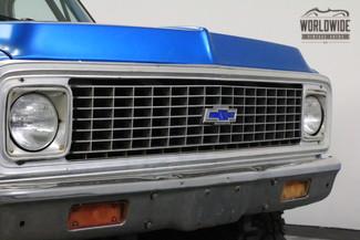 1972 Chevrolet BLAZER RESTORED FIRST GENERATION CONVERTIBLE in Denver, Colorado