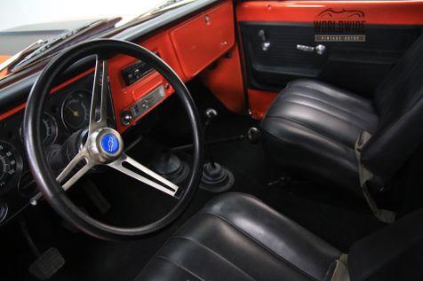 1972 Chevrolet BLAZER EXTENSIVE RESTORATION HUGGER ORANGE SHOW 4X4   Denver, Colorado   Worldwide Vintage Autos in Denver, Colorado