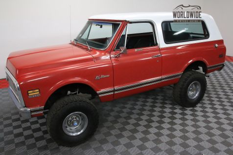 1972 Chevrolet BLAZER CST RESTORED PS PB SPORT TRIM 4X4 | Denver, Colorado | Worldwide Vintage Autos in Denver, Colorado