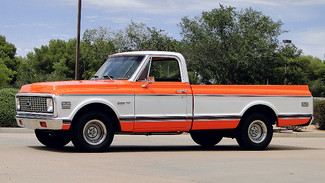 1972 Chevrolet C/10 CHEYENNE TRIM FACTORY BIG BLOCK FRAME OFF RESTORED 1200 MILES Phoenix, Arizona