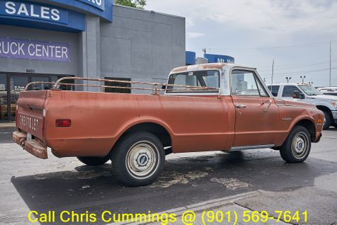 1972 Chevrolet C10 Long Wheel Base in Memphis, Tennessee