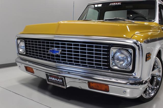 1972 Chevrolet C10 Merrillville, Indiana 22