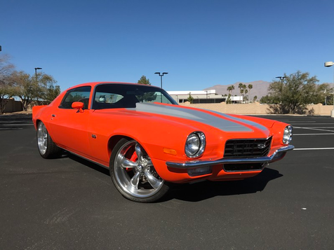 1972 Chevrolet Camaro Orange Crush in Las Vegas, NV