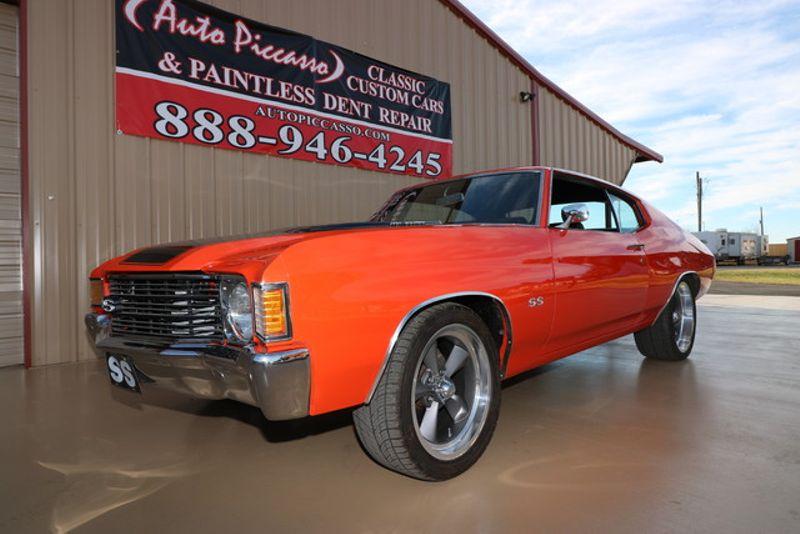 1972 Chevrolet Chevelle SS  city TX  Auto Piccasso  in Abilene, TX