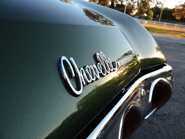 1972 Chevrolet CHEVELLE  MALIBU RedLineMuscleCars.com, Oklahoma 28
