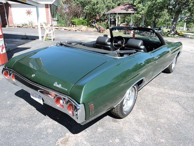 1972 Chevrolet CHEVELLE  MALIBU RedLineMuscleCars.com, Oklahoma 3