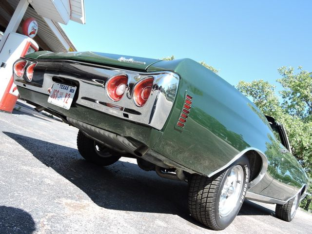 1972 Chevrolet CHEVELLE  MALIBU RedLineMuscleCars.com, Oklahoma 39