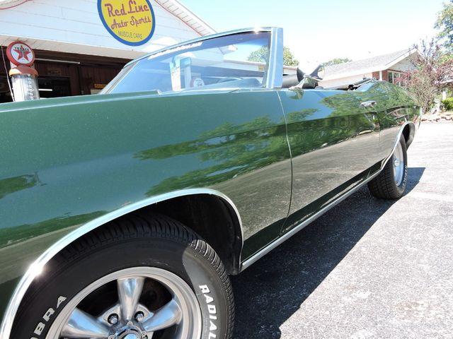 1972 Chevrolet CHEVELLE  MALIBU RedLineMuscleCars.com, Oklahoma 45
