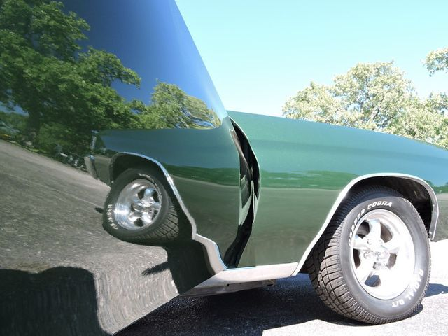 1972 Chevrolet CHEVELLE  MALIBU RedLineMuscleCars.com, Oklahoma 35