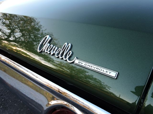 1972 Chevrolet CHEVELLE  MALIBU RedLineMuscleCars.com, Oklahoma 61