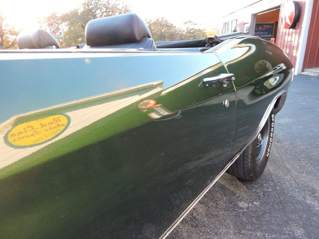 1972 Chevrolet CHEVELLE  MALIBU RedLineMuscleCars.com, Oklahoma 63