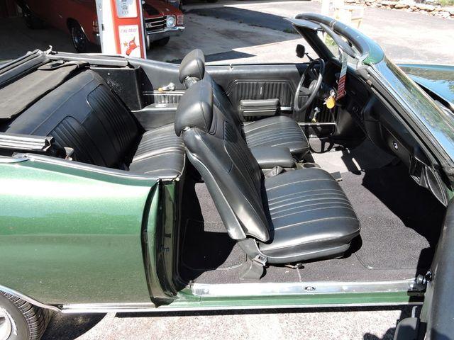 1972 Chevrolet CHEVELLE  MALIBU RedLineMuscleCars.com, Oklahoma 47