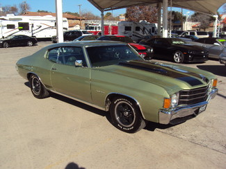 1972 Chevrolet Chevelle Malibu San Antonio, Texas